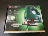 Jigsaw with laser led guide Brand New unused with attachment blades