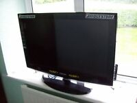32in Samsung flat screen TV