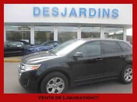 2012 Ford Edge FWD SEL NAVIGATION / LEATHER / SUNROOF / BACKUPCA