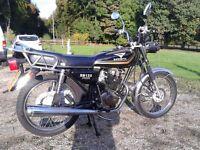 Superbyke Road Classic 125(Honda CG copy) very low miles