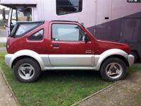 Suzuki Jimney 02 Softtop