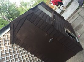 Garden Shed 6x4ft Very Good Condition