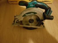 Makita lxt 18v circular saw cordless