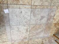 Floortex Polycarbonate Rectangle Carpet Chair Mat 1190x890mm