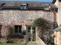 2 Bedroom Rural Cottage 2 miles from Totnes