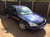 Ford Mondeo 2.0 TDCi LX 5dr - MOT Till Sept 2017 With No Advisories