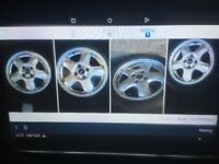 """Mini one wheels 15"""" all with great tyres 150 ono ring ant on 07411046280"""