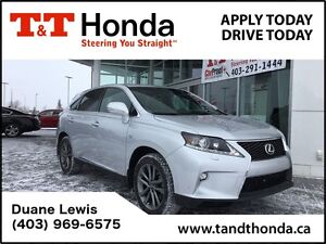 2015 Lexus RX 350 F Sport *No Accidents, Locally Owned,