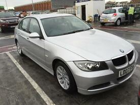 BMW 318i 2.0 SILVER AUTOMATIC FULL SERVICE HISTORY