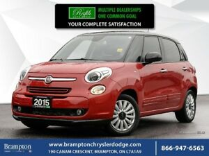2015 Fiat 500L EASY HATCHBACK | TRADE-IN |