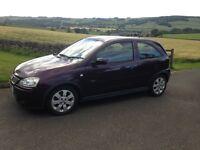 Vauxhall Corsa 1.3l diesel