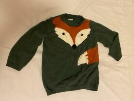 Fox jumper