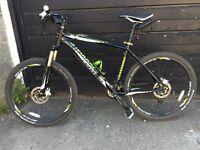 Mountain Bike - Cannondale Trail SL2 Hardtail 2012