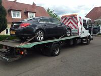 VEHICLE/ BREAKDOWN CAR RECOVERY. TRANSPORT. DELIVERY/ TOWING SERVICE