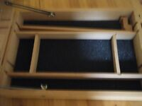 Box Table Easel