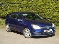 2007 vauxhall Astra 1.4 Energy **1 Owner from new**Full Years Mot** (focus,clio,fiesta,megane,polo