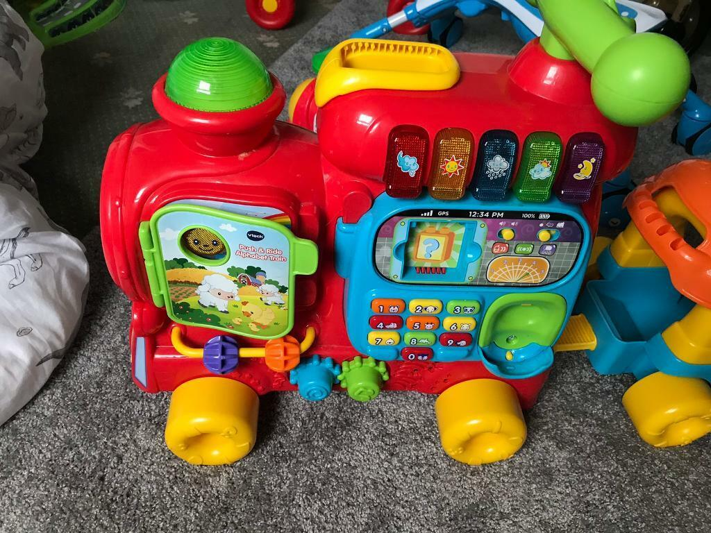 Vtech Abc train | in Kilmarnock, East Ayrshire | Gumtree