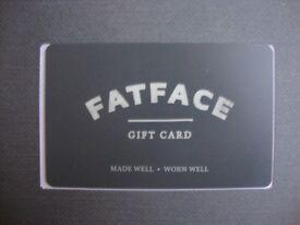 £100 FATFACE Gift Card