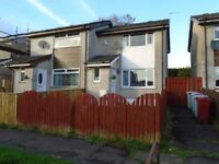 Two Bedroom Furnished Semi Detached Property, Holmhills Place Cambuslang (ACT 201)