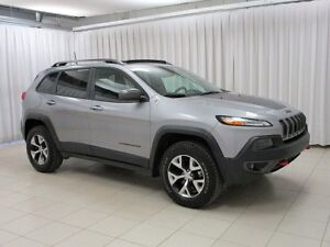 2017 Jeep Cherokee QUICK BEFORE IT'S GONE!!! TRAILHAWK 4X4 SUV w