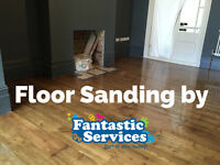 FLOOR SANDING for any property in London! QUALITY SERVICE! BEST PRICES!