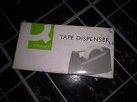 Boxed Q-connect tape dispenser