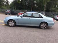 2003 ROVER 75 T Auto. Mot. Tax. Leather