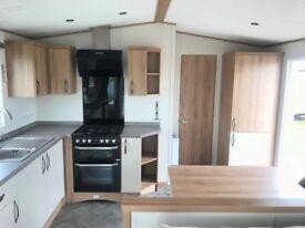 Brand New ABI Blenheim Static Caravan, Holiday Home, Skegness, Ingoldmells, 2018 Site Fees Inc