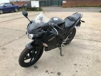 Honda cbr 125 cbr125 px welcome can deliver can accept cards