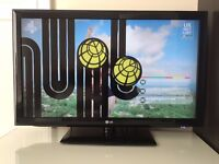 """LG 42LD450-ZA 42"""" Full 1080p HD LCD Television with Freeview - NO REMOTE"""