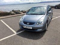 HONDA CIVIC 1.6 V TEC EXECUTIVE long mot cheap reliable little car