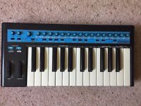 Novation Bass Station Vintage Analog Synthesizer Keyboard