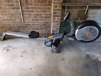York fitness magair rowing machine