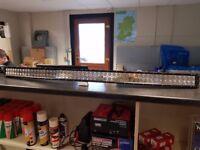 52Inch Curved Light Bar