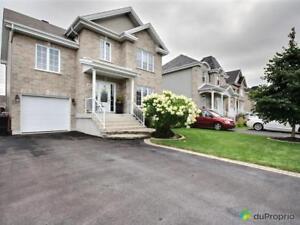 375 000$ - Maison 2 étages à vendre à Chateauguay