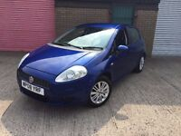 2008 FIAT PUNTO 1.2 DYNAMIC 5 DOOR LONG MOT CHEAP PRICE TO SELL