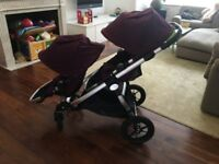 Baby Jogger City Select Twin Pushchair