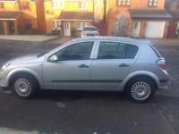 Vauxhall Astra life 1.4 (75,000 miles)