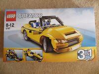 Lego - Creator 5657 - 8 - 12 years. £55 Brand new - still in unopened box.
