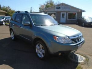 2010 Subaru Forester 2.5 Limited AWD Leather Sunroof