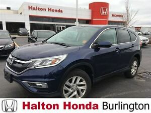 2015 Honda CR-V AWD | ALLOYS | LEATHER | SUNROOF