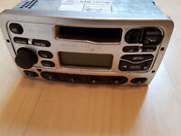 Ford Radio Cassette With Code - £5