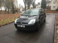 "2004 FORD FIESTA 1.25 PETROL 3DR ""IDEAL FIRST CAR + DRIVES VERY GOOD + CHEAP TO INSURE"""
