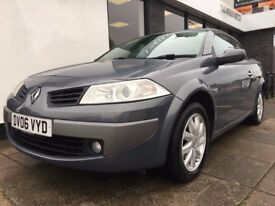 Renault Megane 1.6 VVT Dynamique 2dr PARTS & LABOUR WARRANTY