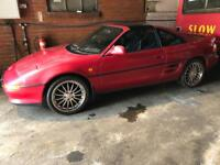 Toyota MR2 T-Bar Gt-I 16v 1992 MR 2 GTI Spares or Repairs