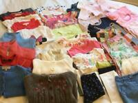 Huge bundle of girl's clothes age 3-4. 45 items great condition!