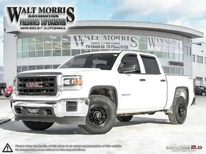 2015 GMC SIERRA 1500: ACCIDENT FREE, LOW MILEAGE
