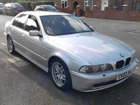 2003 BMW 525 ES SE AUTO DIESEL **LONG MOT**