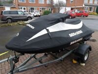 2011 Seadoo sea-doo GTI 130 jetski jet ski with only 33 Hours