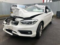 BMW 1 Series 116d F20 LCI, B37D15 Engine, GS6 17DG Gearbox, 3.08 Rear Diff - BREAKING FOR PARTS